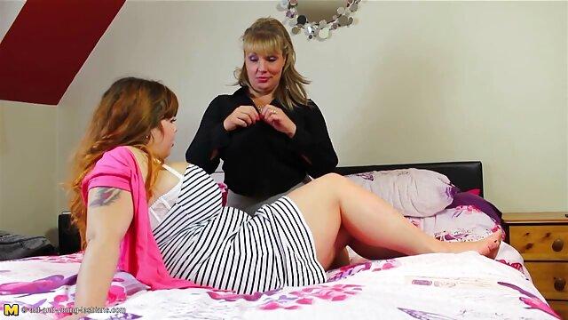 Ma clara morgane film porno belle-mère a des relations sexuelles avec Heather et son petit ami.